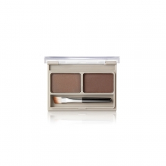 Menow two-color waterproof eyebrow powder
