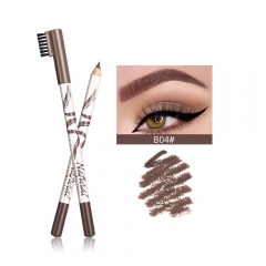 12Pcs Menow waterproof and sweat-proof feyebrow pencil