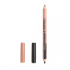 MENOW 12pcs double eyebrow pencil and concealer pen
