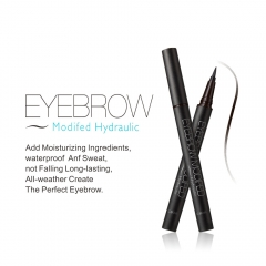 MENOE liquid soft waterproof eyebrow pencil