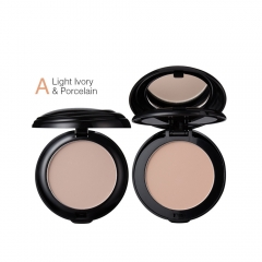 MENOW double beauty concealer face powder pressed