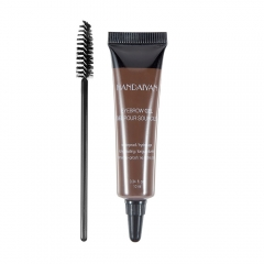 HANDAIYAN Waterproof  Not Blooming Eyebrow Paste